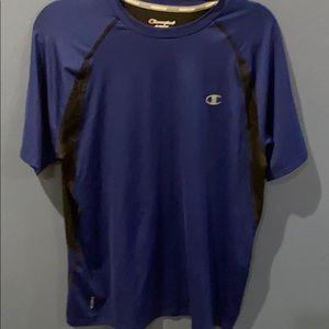 Men's large champion dry fit tshirt